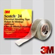 Лента для экранирования кабельных соединений 3М Scotch 24