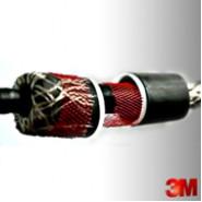 Соединительная муфта 3M™ серии QS200 MB/C (Monoblock) для одножильного кабеля с изоляцией из сшитого полиэтилена 93-AK 620-1 MB/C, 6/10 и 12/20 кВ