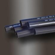 Термоусаживаемые трубки 3М серии  MDT-A 50/18 С клеевым слоем 1 метр Черная