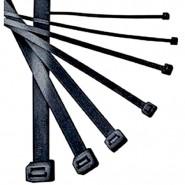 Кабельные хомуты  ЗМ™ Scotchflex™ FS 360 DW-C (360 х 7,5 мм.) пластиковые стяжки. Черные