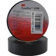 Изолента 3M Temflex 1300  15мм.х10м.х0.15мм.   Черная