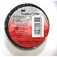 Изолента 3M Temflex 1300  19мм.х20м.х0.13мм.  Черная