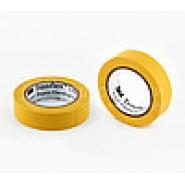 Изолента 3M Temflex 1300 19мм.х20м.х0.13мм.  Желтая