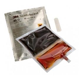 Двукомпонентный полиуретановый компаунд  3М Scotchcast 2131(420 гр.)