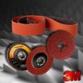 Материалы 3М для металлообработки