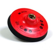 Оправка для самоклеющихся кругов 3М Trizact 125 мм, 09339 Stikit - М14