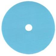 Полировальный самоклеющийся шлифовальный круг 3M  88928 Trizact, 268ХА, зерно А10, 125 мм, синий