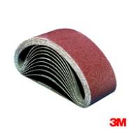 Шлифовальные ленты 3M  с минералом  Cubitron 777F P120 (89х394мм.) для надувного барабана