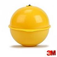 Электронный маркер 3М.  1425-XR/iD для газораспределительных сетей.  Желтый