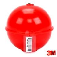 Электронный маркер 3M  1422-XR/iD  для силовых кабелей. Красный
