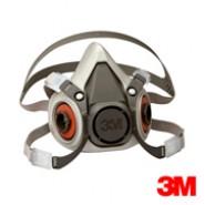 Полумаски многократного использования 3M серии 6000