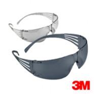 Очки прозрачные 3М SF201AF-EU PC,  AS/AF