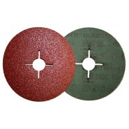 Круги 3M™ 982С  Р80  125мм.х22мм.  На фибровой основе с абразивным минералом Сubitron II  27628