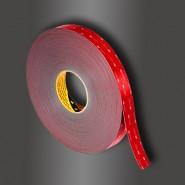 Двусторонний скотч 3М  GPH 110GF VHB  12мм.х5м.х1.1мм. Высокотемпературный