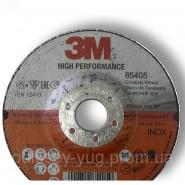 Зачистной круг 3М  High Performance 85405  125мм.х6.5мм.х22.2мм.