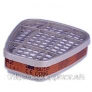 Фильтр 3M™ 6055 серии 6000 / 7500  класс А2  От органических газов и паров для респираторов.