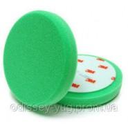 Полировальный  круг  3M™ D150 50487 плоский зеленый на липучке  (для полироли 50417)