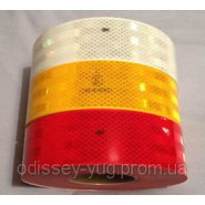 Световозвращающая лента 3М  Scotchlight   983  для контурной маркировки  (55мм х 1 м)