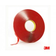 Двусторонняя клейкая лента 3M™  VHB  4905F  6мм.х5м.х0.5мм.  Прозрачная.