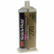 Клей  3M™,Scotch-Weld DP  270  Эпоксидная смола    Двукомпонентная  низковязкостная