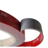 Двусторонняя клейкая лента 3M GPH 060 GF  VHB  6мм.х33м.х0.6мм.  Высокотемпературная.